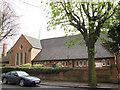 TQ3974 : Church of the Good Shepherd, Handen Road, Lee by Stephen Craven