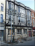 TA2609 : The Pestle & Mortar, 5-6 Old Market Place by David Wright