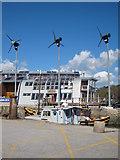 SW7834 : Jubilee Wharf Penryn by Rod Allday