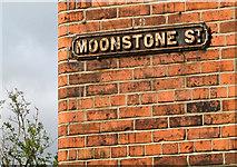 J3271 : Moonstone Street, Belfast [2] by Rossographer