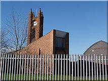 NZ5019 : Holy Trinity Church by Stephen McCulloch