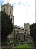 TG1022 : The churches of St Michael and St Mary by Evelyn Simak