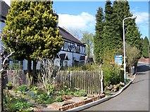 SO9096 : Ryecroft Cottages, Coton Road. by Annette Randle