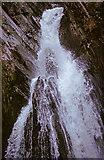 SN7477 : Mynach Falls, Devil's Bridge, Wales, taken 1965 by Christine Matthews