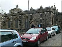 SH4762 : St Mary's Church, Caernarfon by Eirian Evans