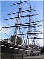 TQ3877 : The Cutty Sark (2) by N Chadwick