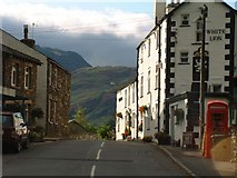 NY3915 : The White Lion, Patterdale by Jeff Tomlinson