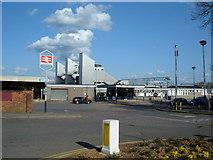 SP8633 : Bletchley Train Station by Mr Biz