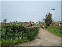 SO6892 : Bridgwalton Farm by Row17