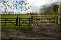 SO9735 : Home Farm, Beckford by Philip Halling