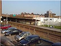 TQ2863 : Wallington Station by Rich Tea