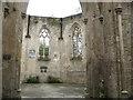 TQ3575 : Interior of Nunhead cemetery chapel by Stephen Craven