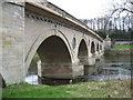 NT8440 : The Coldstream Bridge by Norman MacKillop