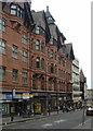 SK5740 : Watson Fothergill - Jessops Drapery Store on King Street by Alan Murray-Rust