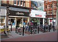 SU7173 : Cycle rack - Broad Street by Given Up