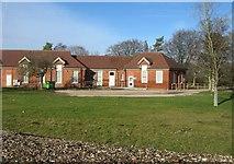 SU6154 : Fairway House - NHS by Sandy B