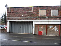 SU6351 : Ugly building - Winchester Road by Sandy B