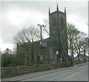 SE1226 : St John's Church - Coley Road by Betty Longbottom