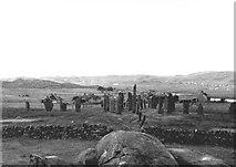 NB2133 : Callanish Stone Circle by N T Stobbs