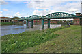 SK5838 : Lady Bay Bridge by Kate Jewell