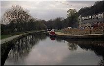 SE0922 : Halifax Arm, Calder and Hebble Navigation by Dr Neil Clifton