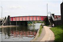 TQ2282 : Mitre Bridge 6, Paddington Arm, Grand Union Canal by Dr Neil Clifton