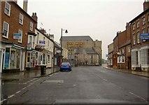 SE4843 : Tadcaster the home of John Smith by Steve  Fareham