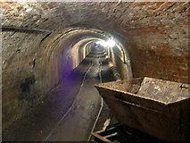 SJ6902 : Tar Tunnel by Alex Robinson