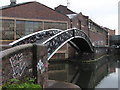 SP0886 : Bordesley - Canal Junction by Dave Bevis