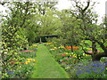 SO2856 : Hergest Croft - ornamental orchard by Andrew Jones