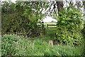 SO8334 : Footbridge, Stile, and Old Gate by Bob Embleton