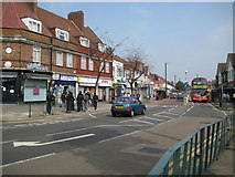 TQ1884 : Alperton: A4089 Ealing Road by Nigel Cox