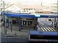 SK3587 : Sheffield: travel interchange by Chris Downer