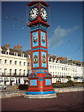 SY6879 : The Clock Tower, Weymouth by Jayne Gould