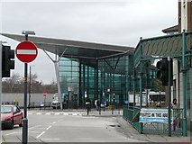 SJ9495 : Hyde Bus Station by Gerald England