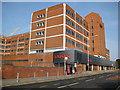 TQ0584 : Uxbridge: Unisys UK Head Office by Nigel Cox