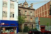 J3374 : Former police station, Belfast (1) by Albert Bridge