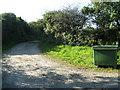 SW4231 : Lane junction by David Medcalf
