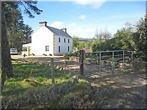 G9016 : House in the Arigna valley by Oliver Dixon