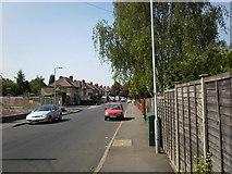 SO9096 : Birchwood Road by Annette Randle
