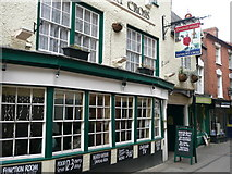 SP4540 : Banbury: the Banbury Cross inn by Francois Thomas