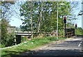 NJ8902 : Bridge over old Deeside Railway by Stanley Howe