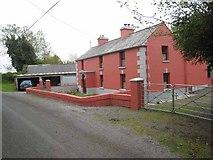 G9304 : Wayside house at Shanballybaun by Oliver Dixon