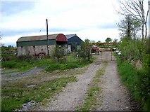 G9406 : Barns at Drumboylan by Oliver Dixon