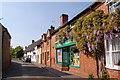 SP0943 : Bretforton post office by Roger Davies
