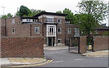 TQ3680 : Royal Foundation of St Katharine, Butchers Row, London E14 by John Salmon