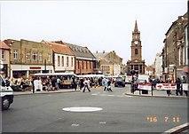 NT9953 : Berwick upon Tweed by Stanley Walker