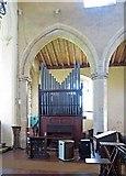 TG0400 : St Andrew's Church, Deopham, Norfolk - Organ by John Salmon