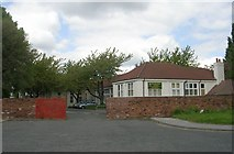 SE3131 : Hunslet Gate Centre - Sussex Gardens by Betty Longbottom