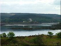 NG7528 : Shore at Badicaul by Dave Fergusson